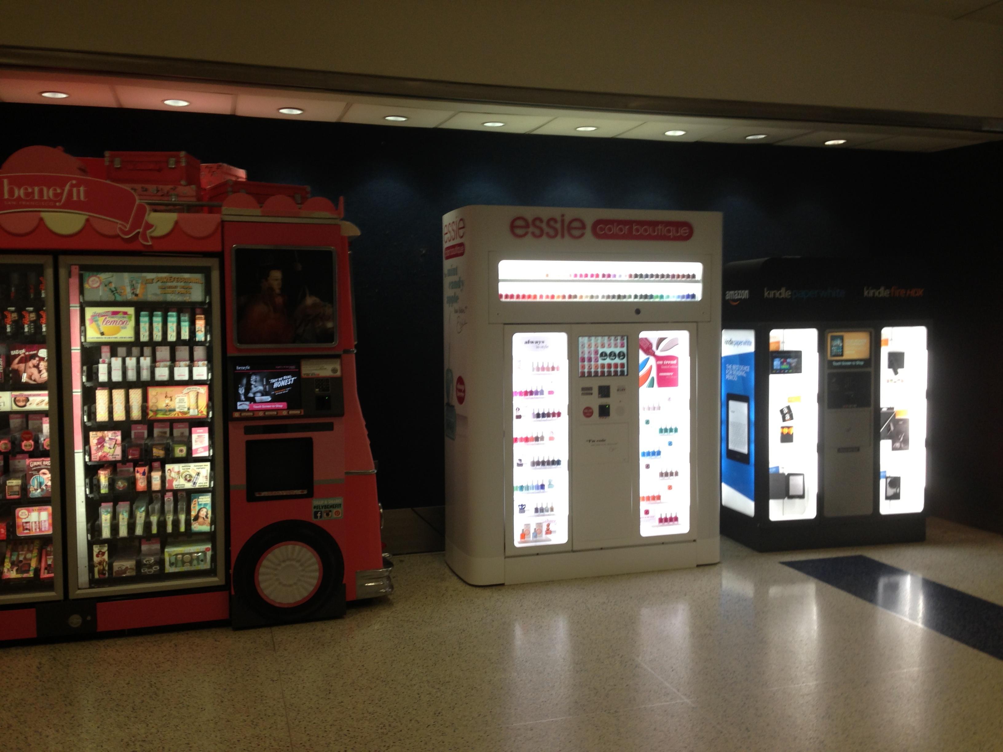 vending machine houston tx